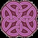 Mauveknot 8 Emoticon
