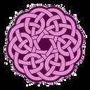 Mauveknot 1 Emoticon