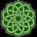 Greenknot 6 Emoticon