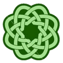 Greenknot 3 Emoticon