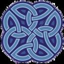 Blueknot 8 Emoticon