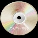 Hardware DVD Plus RW Emoticon