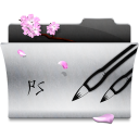 Folder Photoshop Emoticon