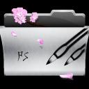 Folder Photoshop Emoticon