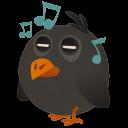 Songbird Emoticon