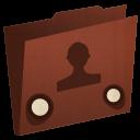 Folder User Emoticon