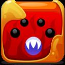 Red Block Emoticon