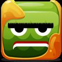 Green Block Emoticon