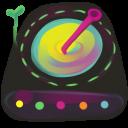 HDD Emoticon