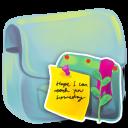 Folder Note Emoticon