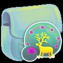 Folder Network Emoticon