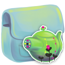 Folder Kettle Emoticon