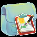 Folder Document Emoticon
