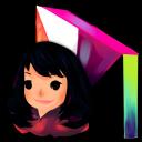 Folder A Chan Emoticon