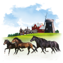 Animals Horses Emoticon