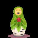 Matryoshka 08 Emoticon