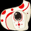 Folder White Device Emoticon