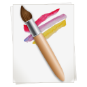 Paintbrush Emoticon