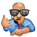 Tech Support Emoticon