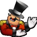 Ringmaster Emoticon