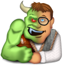 Jekyll And Hyde Emoticon