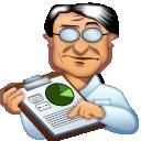 Statistician Emoticon