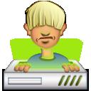 Pc Weenie Emoticon