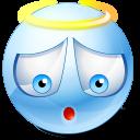 Sweet Angel Emoticon