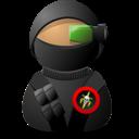 Sniper Soldier Emoticon