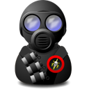 Gas Soldier Emoticon