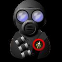 Gas Soldier Emoticon