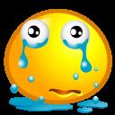 Too Sad Emoticon