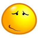 Baffle Emoticon