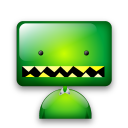 Monster 2 Emoticon