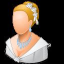 Wedding Bride Light Emoticon
