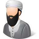 Religions Muslim Male Emoticon