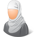 Religions Muslim Female Emoticon