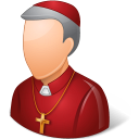 Religions Bishop Emoticon