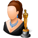 Occupations Actor Female Light Emoticon