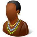 Nations African Male Emoticon