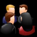 Groups Meeting Light Emoticon