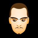 Male Face L5 Emoticon