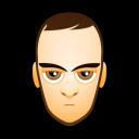 Male Face L4 Emoticon