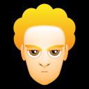 Male Face L1 Emoticon