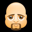 Male Face K5 Emoticon