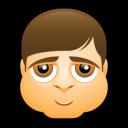 Male Face K2 Emoticon