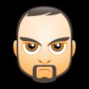 Male Face I5 Emoticon
