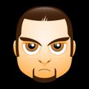 Male Face I4 Emoticon
