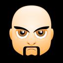 Male Face I3 Emoticon