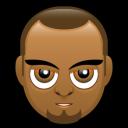 Male Face G4 Emoticon